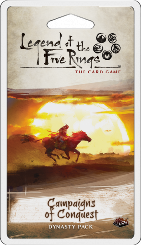 Legend of the Five Rings: Campaigns of Conquest