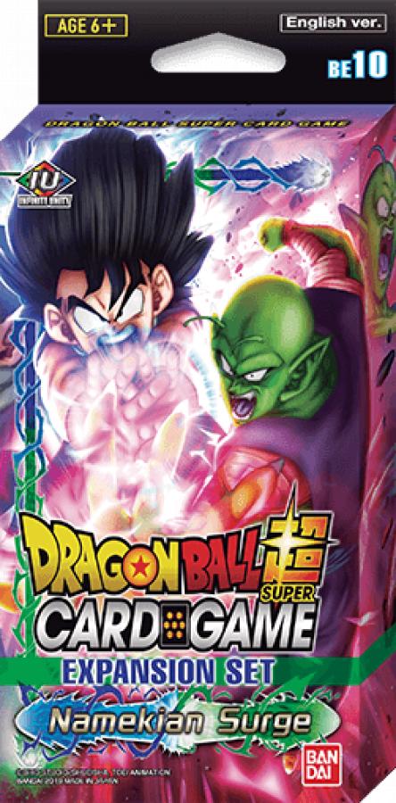 Dragon Ball Super Card Game: Namekian Surge - Expansion Set