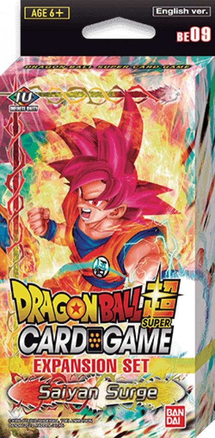 Dragon Ball Super Card Game: Saiyan Surge - Expansion Set