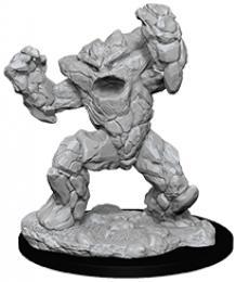 Dungeons & Dragons: Nolzur's Marvelous Miniatures - Earth Elemental