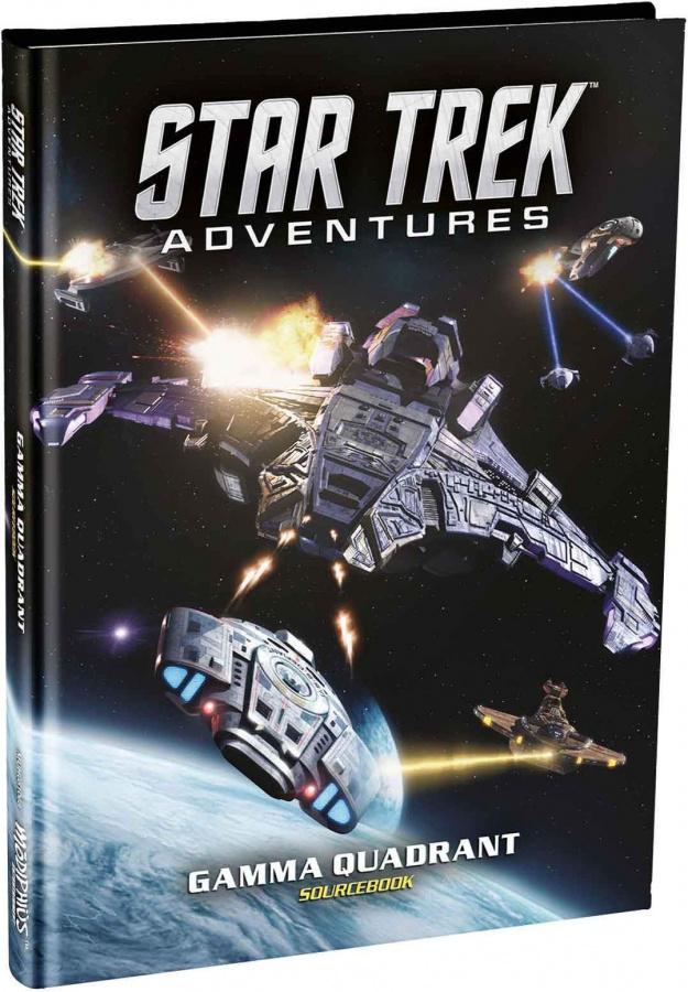 Star Trek Adventures RPG: Gamma Quadrant Sourcebook