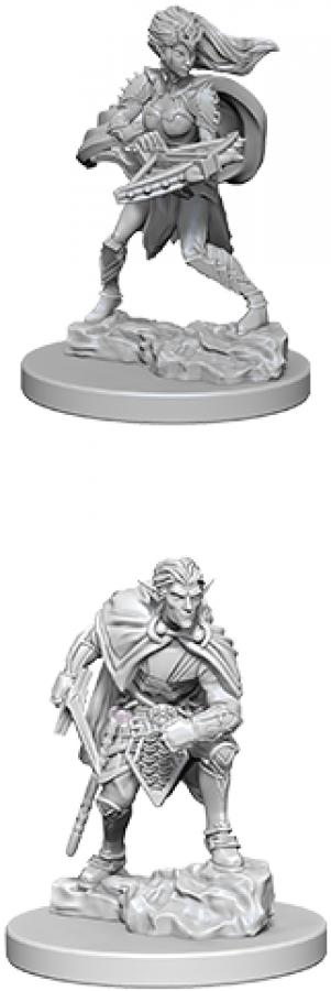 Dungeons & Dragons: Nolzur's Marvelous Miniatures - Drow