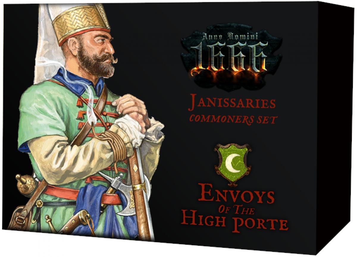 Anno Domini 1666 - Janissaries (wersja polska)