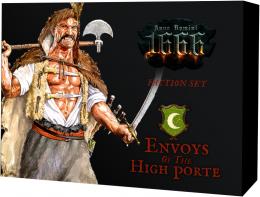 Anno Domini 1666 - Faction Set - Envoys of the High Porte (wersja polska)