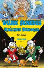 Wujek Sknerus i Kaczor Donald: Tom 1 - Syn Słońca