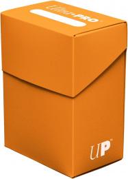 Deck Box - Pumpkin Orange