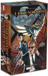 Legendary: A Marvel Deck Building Game - S.H.I.E.L.D.