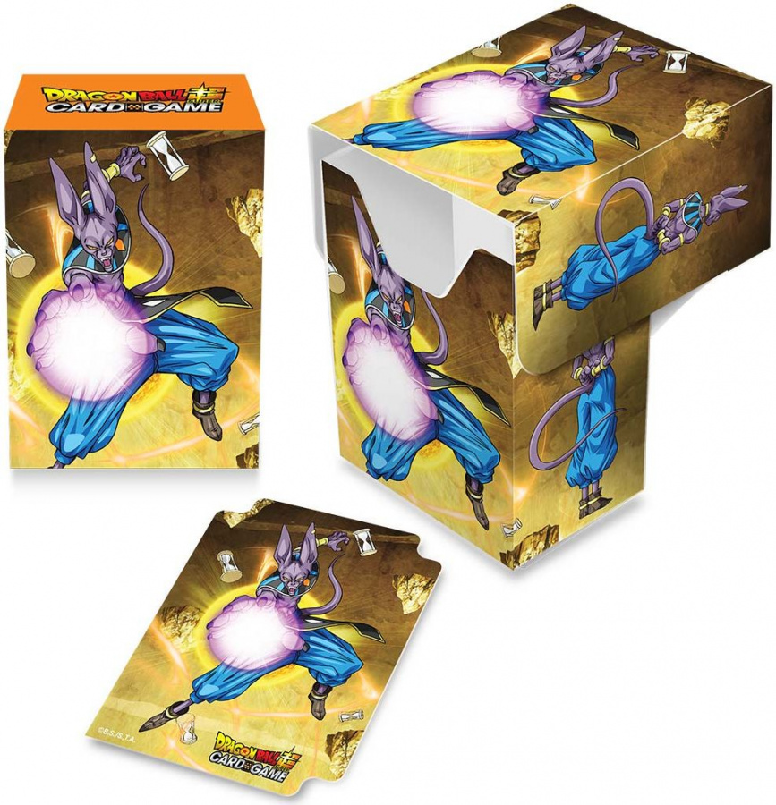 Deck Box - Dragon Ball Super - Beerus