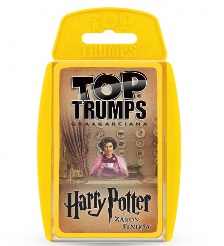 Top Trumps: Harry Potter i Zakon Feniksa