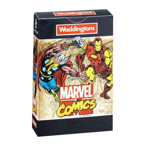 Waddingtons: Marvel Comics Retro