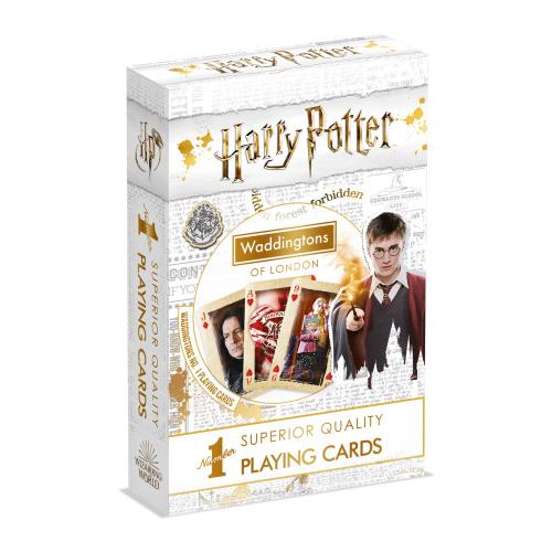 Waddingtons: Harry Potter White