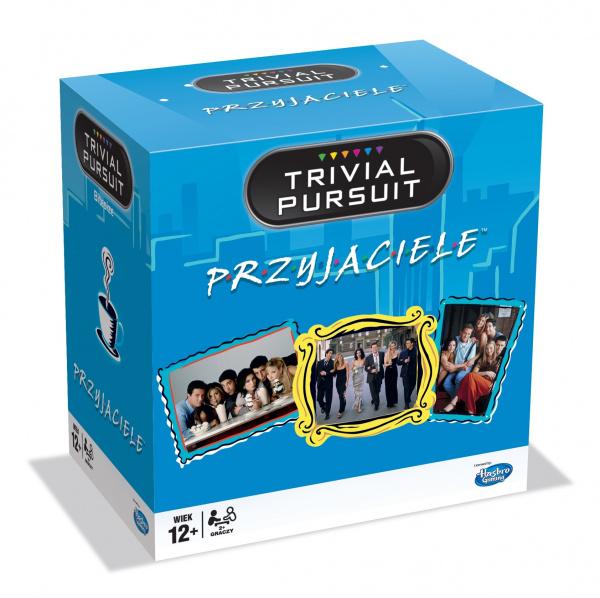Trivial Pursuit: Przyjaciele