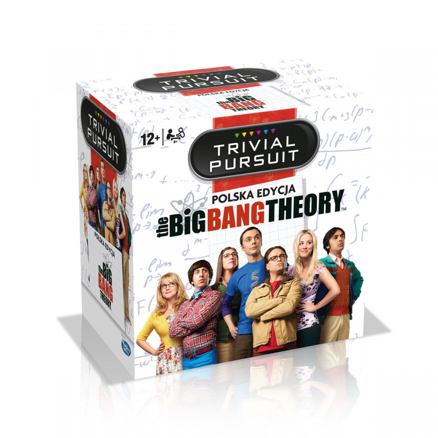 Trivial Pursuit: The Big Bang Theory (edycja polska)