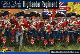 Black Powder: Napoleonic - Highlanders Regiment