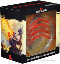 Dungeons & Dragons: Icons of the Realms - Spell Effects - Halaster's Tumultuous Templates