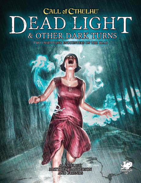 Call of Cthulhu 7th Edition - Dead Light & Other Dark Turns