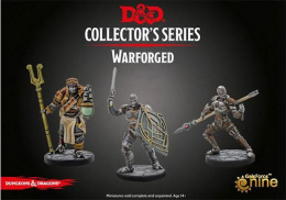Dungeons & Dragons: Collector's Series - Warforged