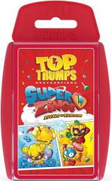 Top Trumps: Gra karciana - Super Zings - Rivals of Kaboom