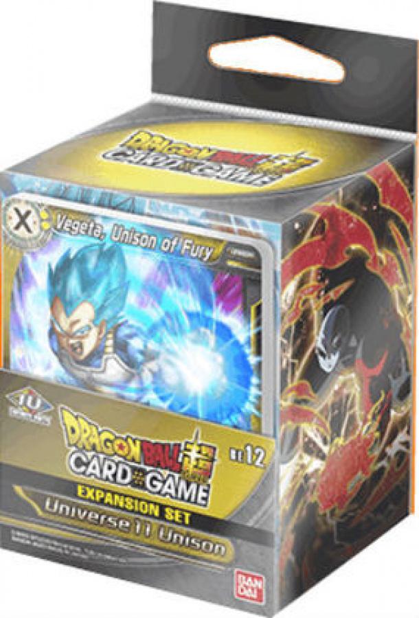 Dragon Ball Super Card Game: Universe 11 Unison - Expansion Set