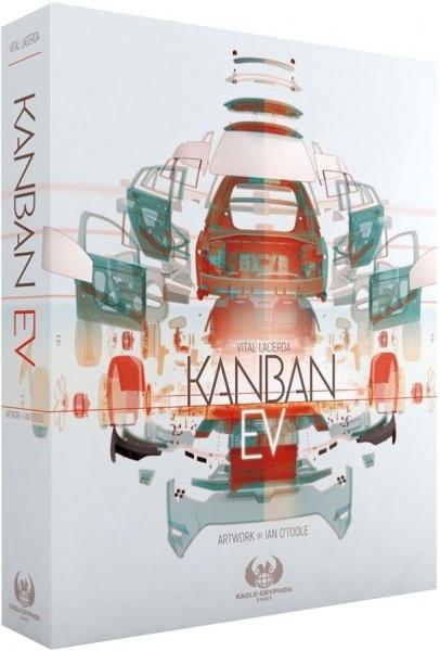 Kanban EV + dodatek Speed Charger