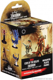 Dungeons & Dragons: Icons of the Realms - Eberron - Rising From the Last War Booster