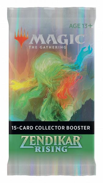Magic The Gathering: Zendikar Rising - Collector Booster