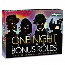 One Night Ultimate: Bonus Roles