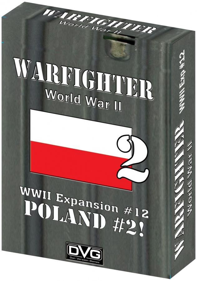 Warfighter: World War II Expansion 12 - Poland 2