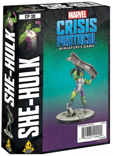 Marvel: Crisis Protocol - She-Hulk