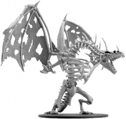 Pathfinder Battles: Deep Cuts - Gargantuan Skeletal Dragon