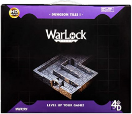 WarLock Tiles: Dungeon Tiles I