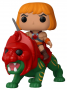 Funko POP Ride: MOTU - He-Man on Battle Cat