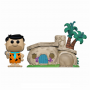 Funko POP Town: Flintstones - Flintstone's Home