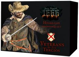 Anno Domini 1666 - Hidalgos Commoners (wersja polska)