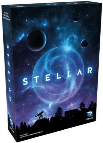Stellar (edycja angielska)