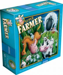 Super Farmer De Lux (z drewnianymi figurkami)