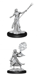 Dungeons & Dragons: Nolzur's Marvelous Miniatures - Female Elf Sorcerer