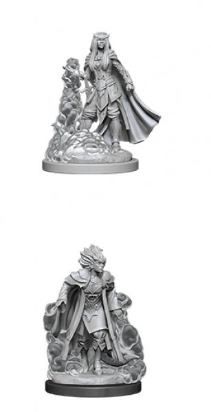 Dungeons & Dragons: Nolzur's Marvelous Miniatures - Female Tiefling Sorcerer