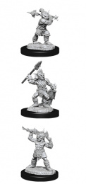 Dungeons & Dragons: Nolzur's Marvelous Miniatures - Goblins & Goblin Boss