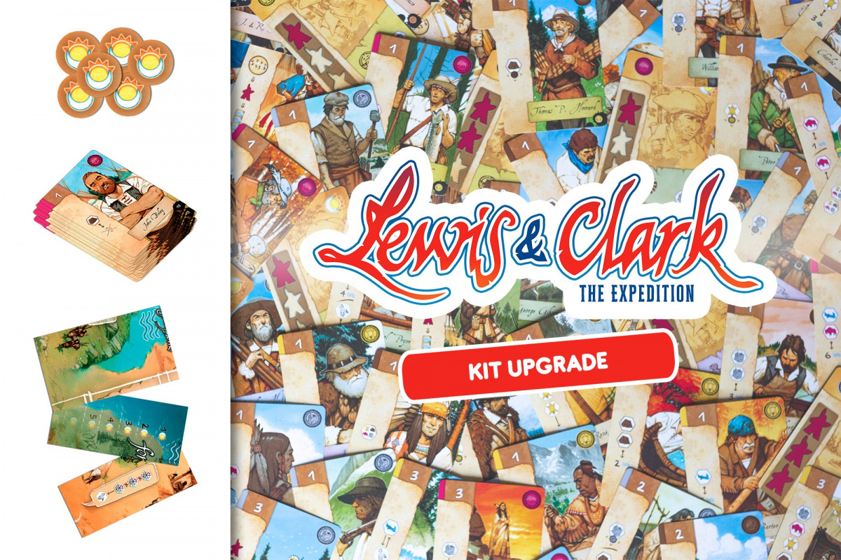Lewis & Clark: Upgrade Kit