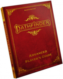 Pathfinder Roleplaying Game (Second Edition): Advanced Player's Guide (Special Edition)