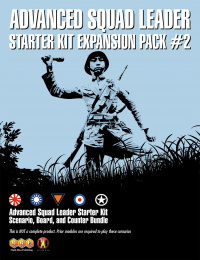 Advanced Squad Leader: Starter Kit Expansion Pack #2