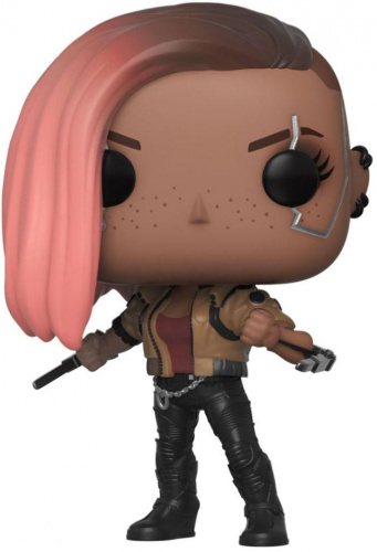 Funko POP Games: Cyberpunk 2077 - V-Female