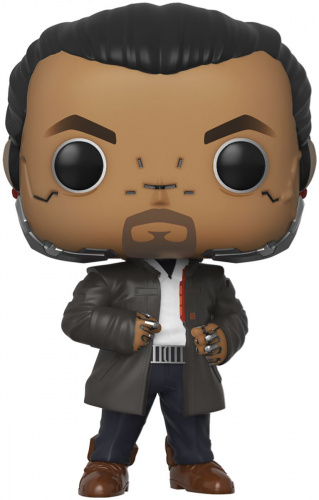 Funko POP Games: Cyberpunk 2077 - Takemura