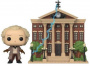 Funko POP Town: Back to the Future - Doc with Clock Tower