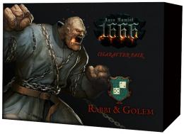 Anno Domini 1666 - Mecenaries - Rabbi & Golem (wersja polska)