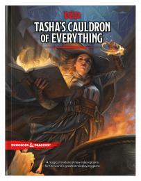 Dungeons & Dragons: Tasha's Cauldron of Everything - Hard Cover