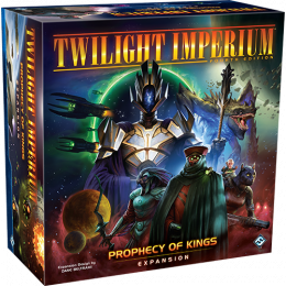 Twilight Imperium Fourth Edition: Prophecy of King