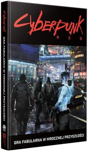 Cyberpunk Red: Gra fabularna