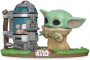 Funko POP TV: Star Wars The Mandalorian - The Child with Egg Canister
